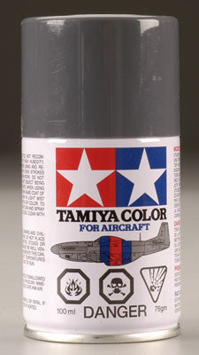 Tamiya AS Gray Violet (Luftwaffe) Aircraft Lacquer Spray
