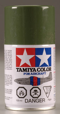 Tamiya AS Dark Green (RAF) Aircraft Lacquer Spray