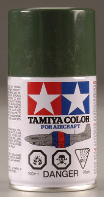 Tamiya AS Dark Green (IJA) Aircraft Lacquer Spray