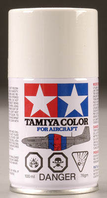Tamiya AS Insignia White (USN) Aircraft Lacquer Spray