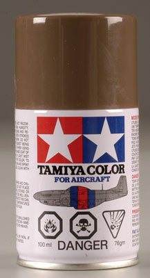 Tamiya AS Dark Earth Aircraft Lacquer Spray