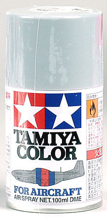 Tamiya AS Light Ghost Gray Aircraft Lacquer Spray