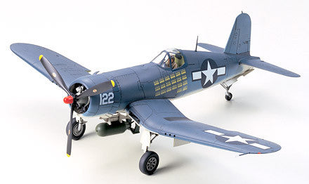 Tamiya Aircraft 1/48 F4U1A Corsair Aircraft Kit