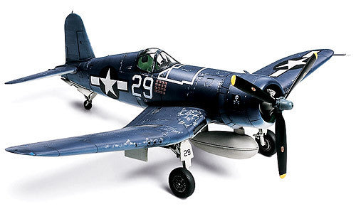 Tamiya Aircraft 1/72 F4U1A Corsair Aircraft Kit