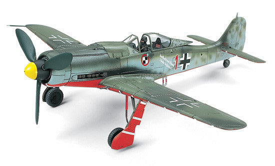 Tamiya Aircraft 1/72 Fw190D9 JV44 Fighter Kit