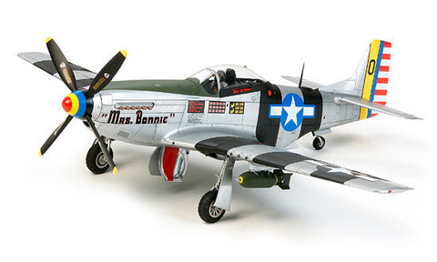 Tamiya Aircraft 1/32 P51D/K Mustang Fighter Pacific Theater Kit