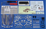 Tamiya Model Cars 	1/12 Porsche Carrera GT Race Car Kit