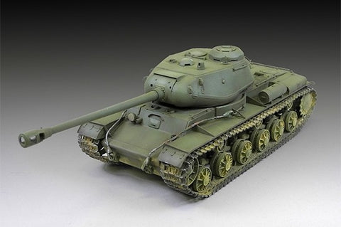 Trumpeter Military 1/72 Soviet KV122 Heavy Tank Kit