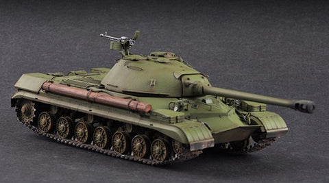 Trumpeter Military 1/72 Soviet T10 Heavy Tank (New Tool) Kit