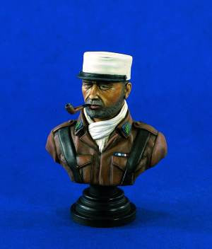 Verlinden Productions 200mm French Foreign Legion Bust