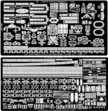 White Ensign Details 1/350 USS New Orleans Class Cruisers Detail Set