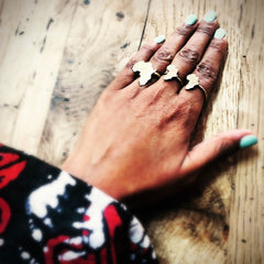 The Big Africa Ring: L & XL
