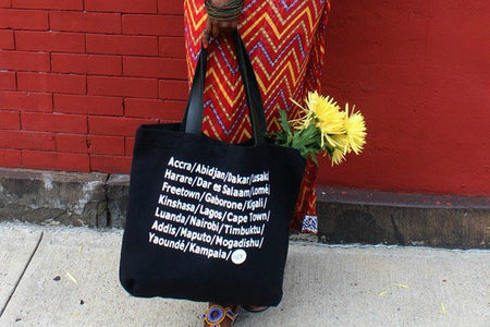 African City Bag - Made in Ghana (Limited Edition)