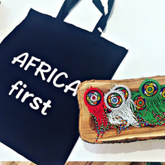 Must Have: Africa First Tote Bag