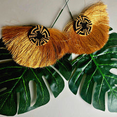 Hula Tassel Earrings