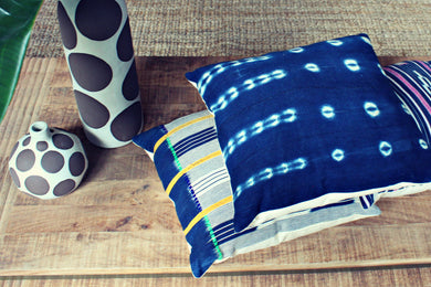 The Indigo Pillow
