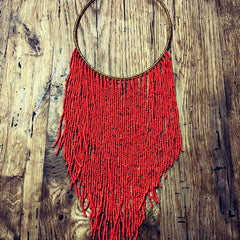 Nairobi Necklace  - 4 color options