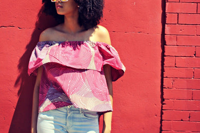 Stylish, Sexy, Cool - Summer Tops (4 Prints)