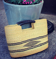 Stylish Basket Tote