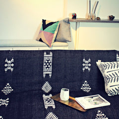 Upgrade your Living Space: Blanket Throws from Morocco
