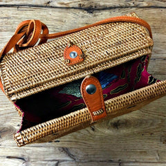 Boho Bags with an African Twist