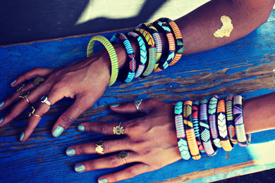 Arm Candy: The Mali Bracelets