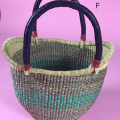 Nyariga Shopping & Market Baskets (11 colors)