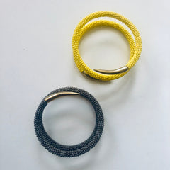 The Beaded Spiral Bracelet (3 colors)