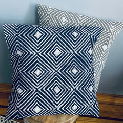 Elegant Batik Pillows  (4 Prints)