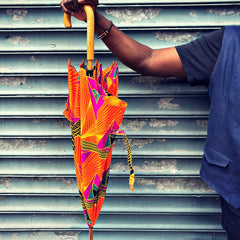 Under my African Print Umbrella ella ella eh eh...