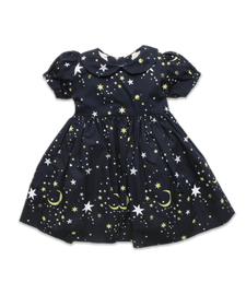 Rachel Dress in Cosmic Print