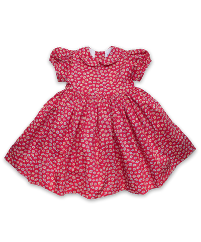 Cotton Rachel Dress in Liberty Bellis