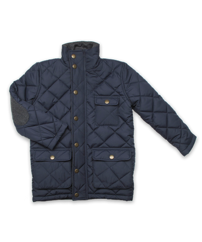 Baby Boy's Nicky Barn Jacket Navy
