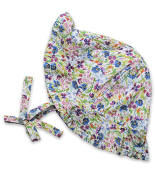 Sun Hat in Liberty Summer Posy
