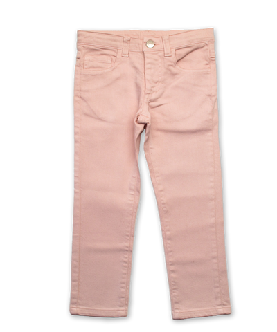 Girl's Skinny Jean in Pink
