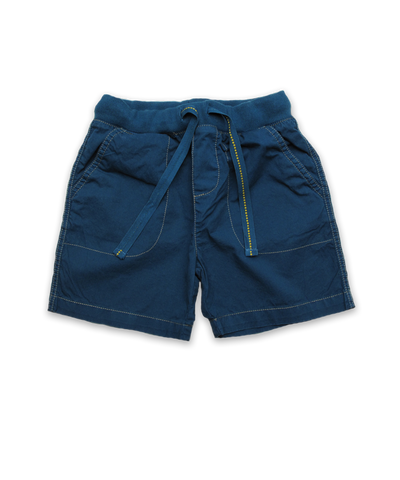 Boy's Relaxed Short in Teal