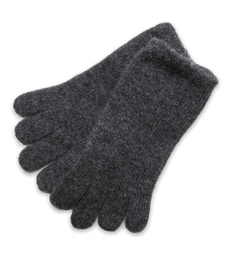 Cashmere Glove in Derby Gray