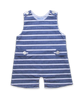 Jumper in Navy/White Stripe