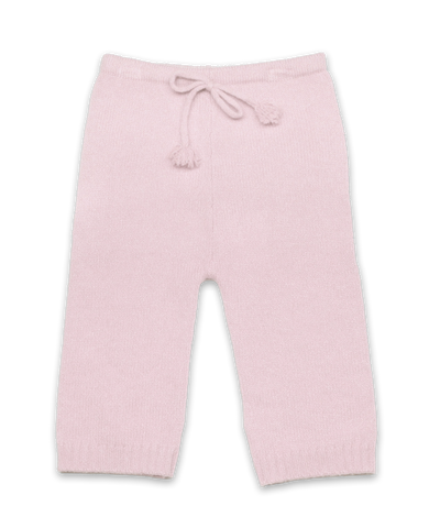 Cashmere Baby Pant in Pink