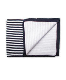 Thin Striped Luxurty Cotton Blanket