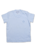 Pima Cotton Shortsleeve Tee in Blue