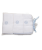 3 Pack Gauze Burp Cloth Set in Blue