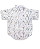 Boys' Short Sleeve Shirt in Liberty My Ship