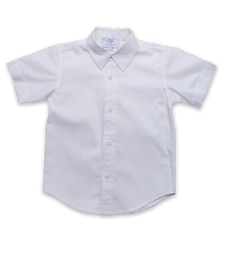 Boy's Shirt in White