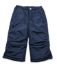 Quilted Snow Pant in Navy