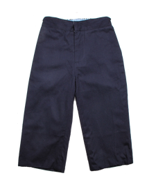 Slim Fit Trouser in Navy