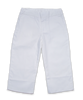 Slim Fit Trouser in white