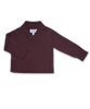 Cashmere Nicky Sweater in Wine