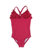 Gabrielle bathing suit in magenta