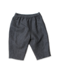 Baby Pant in Charcoal Tweed
